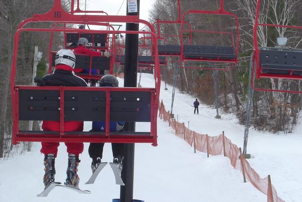 Ski Bradford MA lift