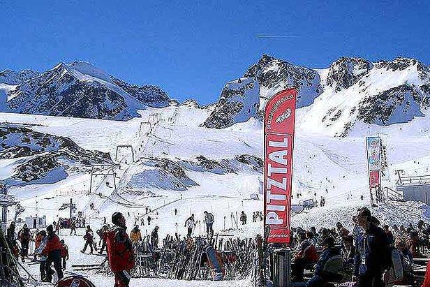 Pitztaler Gletscher_Tal - ©Pitztal