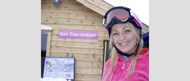 Voss Fjellandsby Myrkdalen - Kari Traa 350px