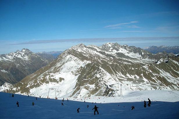Skigebiet Sölden - ©Markus Hahn