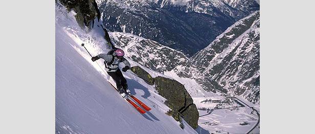 Skiurlaub in Andermatt - ©Stefanie Frank