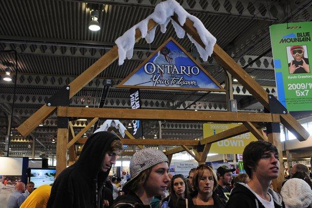 Toronto Ski Show