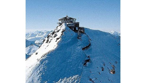 Wintersportgebiet Mürren-Schilthorn - ©Schilthornbahn AG