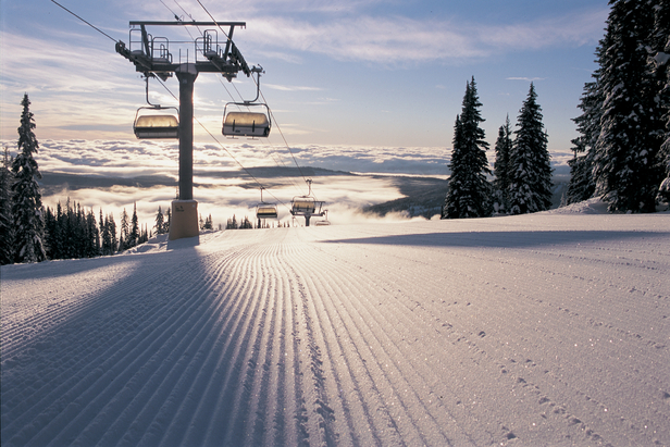 Sun Peaks Sunburst Chair (Adam Stein)