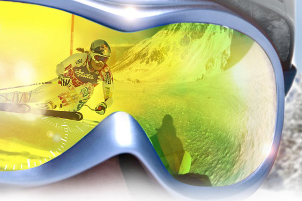 Test your racing ability against Lindsey Vonn this year with EpicMix Racing.