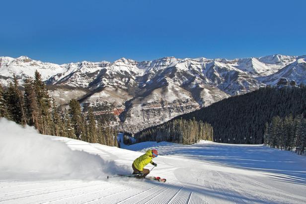 Colorado - Hjärtat av nordamerikansk skidåkning - ©Telluride