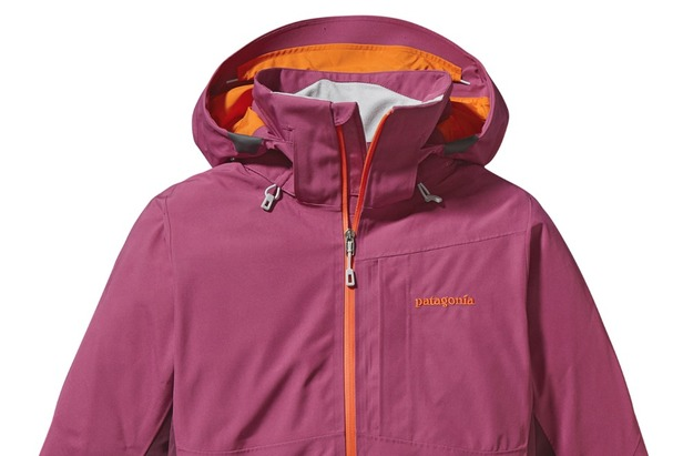 2013 Patagonia W Powder Bowl Jacket