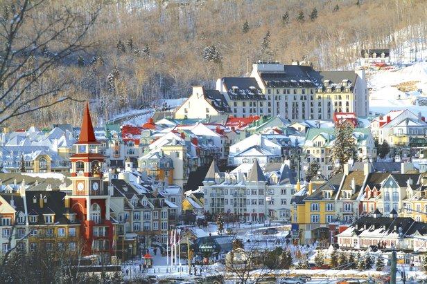 Mont Tremblant town, Quebec - ©Quebec Tourism