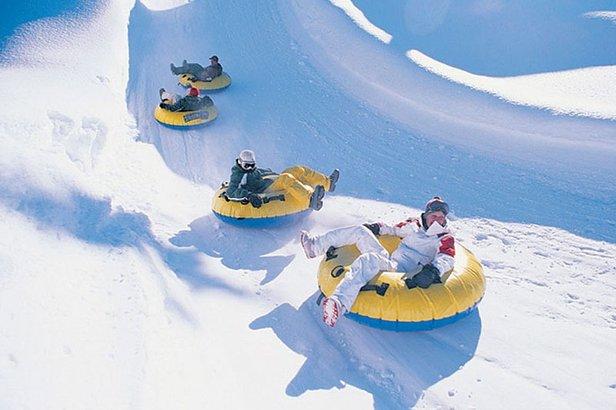 Snowtubing v Engelbergu - ©Engelberg Tourism