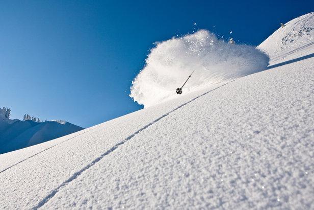 Skifahren in Nordamerika - ©Grant Gunderson