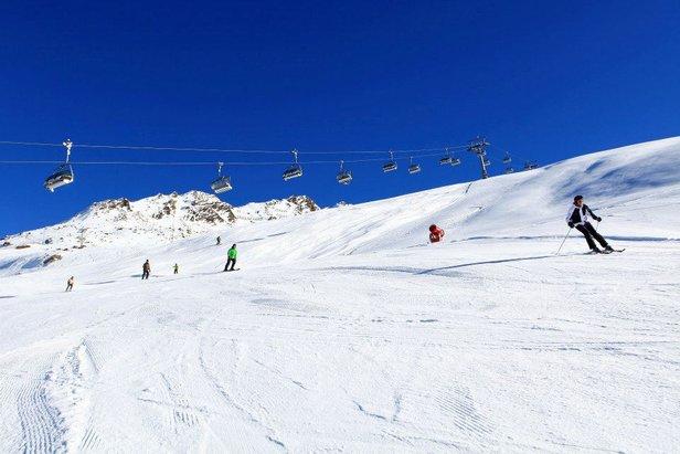 Spacious slopes of Obergurgl-Hochgurgl, Austria - ©Obergurgl Tourism