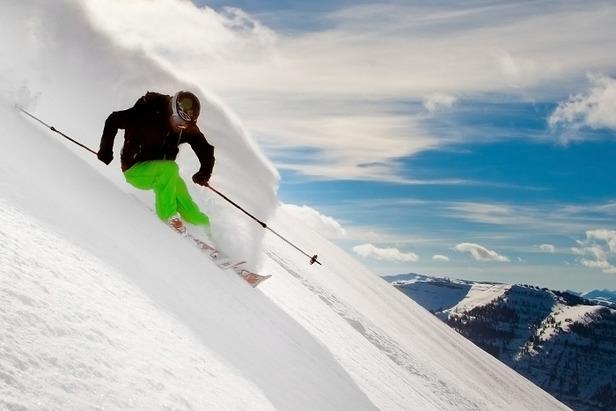 La neige est au rendez-vous... A vous les plaisirs de la glisse - ©Kevin Cass