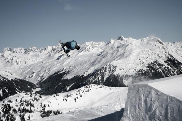 Snowparks in den Alpen - ©stefandrexl.com / Roland Haschka