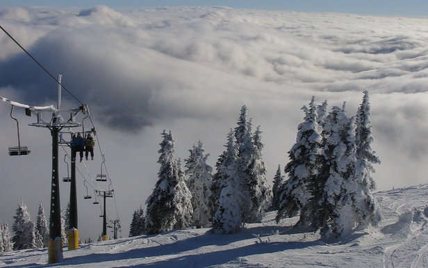 mount spokane snow report