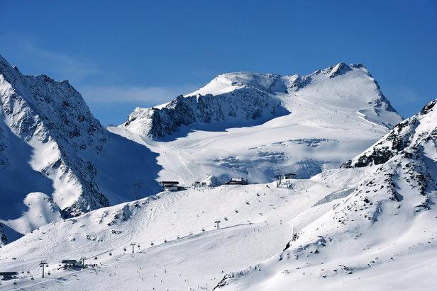 Sölden: Snow-sure party central - ©Bergbahnen Sölden