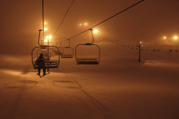The Summit at Snoqualmie - ©Sergio Bonachela