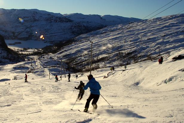 Helgen 12.-13. januar i Eikedalen - ©Jan Petter Svendal