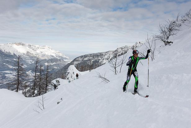 DM Skibergsteigen Vertical am Jenner 2013 - ©alpenverein.de/Matthias Keller