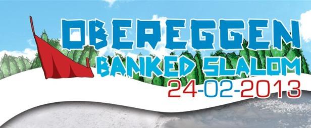 Secondo Obereggen Banked Slalom 2013 Domenica 24 Febbraio 2013