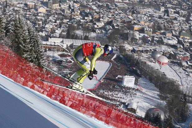 Aksel Lund Svindal in Kitzbühel  - ©HEAD