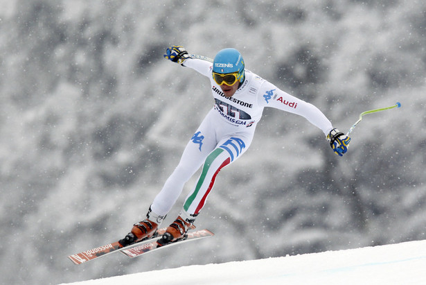 Christof Innerhofer, Garmisch 2013 - ©Agence Zoom