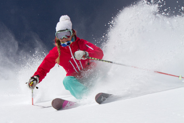 Over 29 inches of snow has fallen at Snowbird giving powder lovers a reason to ditch work and head to the mountain.