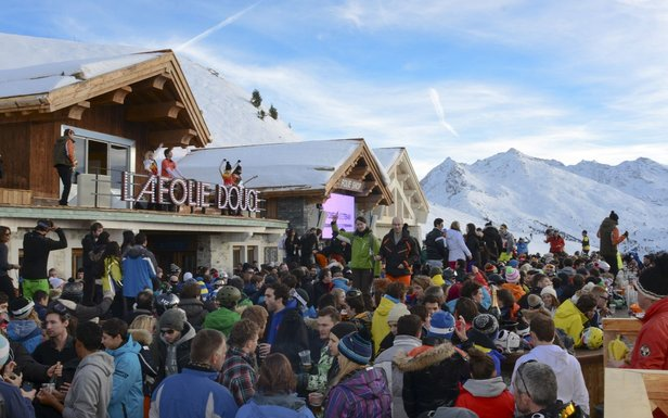 La Folie Douce, Val d'Isere - ©La Folie Douce