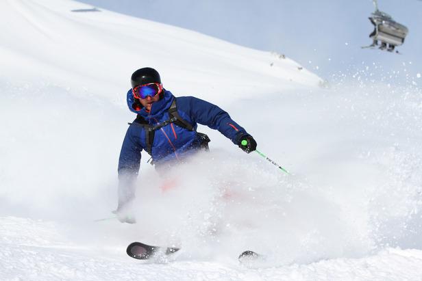 Skifahren in der Tiroler Zugspitzarena - ©Skiinfo.de