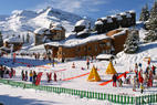 Kids stay and ski free at Avoriaz this spring