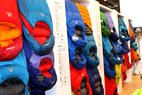 Qualitätskriterien bei Daunenschlafsäcken: Wie ihr euren perfekten Schlafsack findet - ©bergleben.de