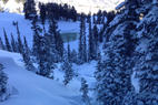 Snowbasin -  Best 2 inches yet. There's hope for this season after all. Smooth. - Snowbasin - Best 2