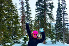Snowbird - Skiing was sick today for some pow runs in if we get more snow this week will be epic !! - Snowbird - Skiing was