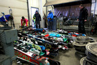 Skitest 2012-2013 - Disse dameskiene skal testes