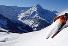 'Exceptional Winter' in Switzerland