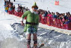 Slush Cup - ©Nancy Story