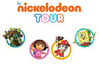 Valmeinier accueille le NICKELODEON TOUR