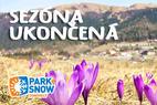 Lyžiarska sezóna 2016/2017 na Donovaloch ukončená! - ©PARK SNOW Donovaly
