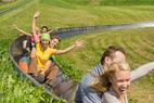 Sommerrodelbahnen im Wallis - ©A. Rochau | Fotolia.com