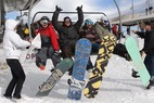 North American Ski Resorts Open for Skiing & Snowboarding