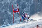 Schweizer Sieg bei der Lauberhorn-Abfahrt: Beat Feuz rast in Wengen zum Triumph - ©Alexis BOICHARD/AGENCE ZOOM