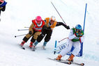 German Ski Cross Tour - ©Les Contamines Montjoie/NUTS JP Noisillier