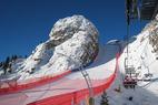 Dritter Anlauf: Neuer Super-G Termin in Cortina - ©Doug Haney/U.S. Ski Team