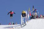 Huttary und Kraus siegen beim Weltcup-Auftakt der Skicrosser - ©Schlick Media
