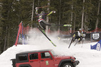 Ski Cross: Jeep King of the Mountain Serie abgesagt - ©Jeep King of the Mountain