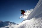 Freeride Opening 2008 am Arlberg - ©Vaude