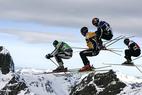 Groenvold siegt erneut im Skicross-Weltcup - ©Agence Zoom