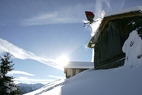 Auftakt der Freeskiing World Tour 2006 - ©Völkl