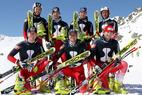 Fischer rüstet komplette ÖSV-Trainingsgruppe WC3 aus - ©Fischer/gepa-pictures