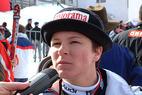 Hilde Gerg jubelt über Sieg in Aspen - Ertl auf Platz 8 - ©Bernhard Robotka