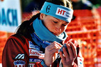 Hosp führt, Kostelic greift an - DSV kann auf Medaille hoffen - ©G. Löffelholz / XnX GmbH